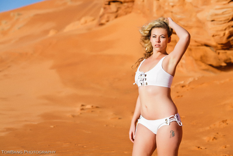 Sand Hallow Shoot with Sydney