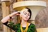 Model- Kim Dunn<br /> Stylist- Maomi Blackburn<br /> Jewelry- Synthanthropy<br /> Photographer- Torsten Bangerter