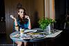 Coffee Shop Shoot<br /> Model Makayla Tuft <br /> Stylist Britney Renee<br /> MUA Meshech