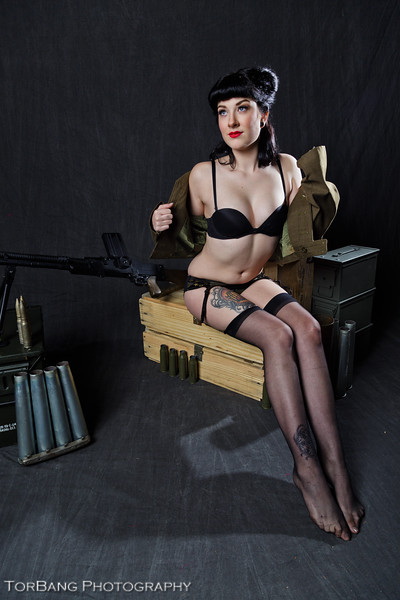 Model- Courtney Fronkinstein <br /> MUA- Rose Grzybowski