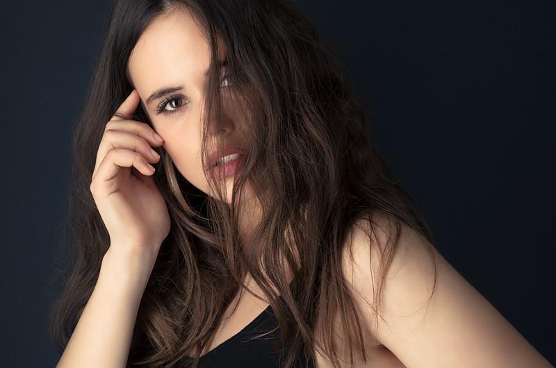 Model: Simone Noa Hedal <br /> Fotograf: Zafar Iqbal, zafariqbal.dk