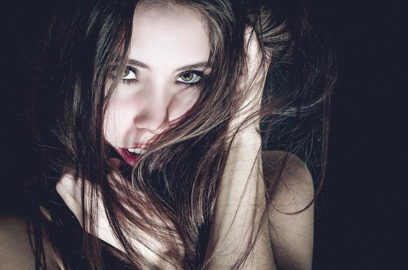Model: Louise Madsen <br /> Fotograf: Zafar Iqbal, zafariqbal.dk