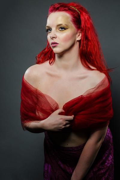 Model Stephanie Baker