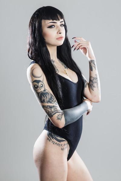 Model Alicks Riggs