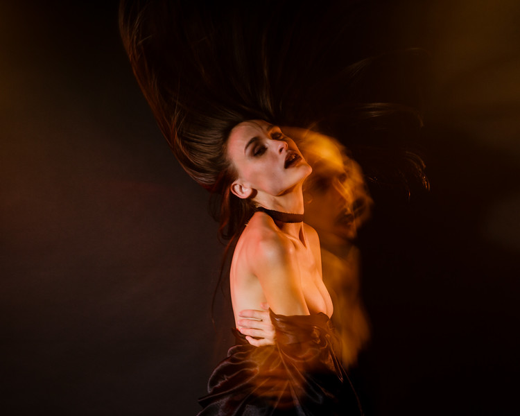Model Alexis Ramos