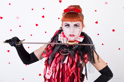 Chloe Queen of Hearts 20160129 171547
