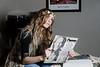 Model- Jess D'Ornellas<br /> MUA- Rose Madison