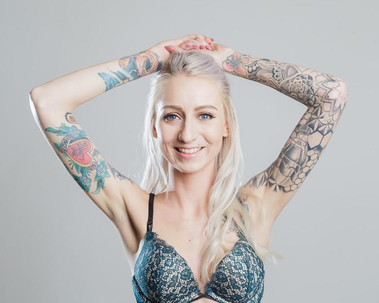 Model Lacie James