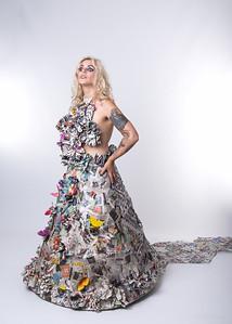 Michelle Paper Dress 20160828 195914