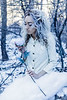 Ice Queen Adventures<br /> Model Alexa Snelten<br /> HMUA Jayme Lynn Giordano<br /> Stylist / Producer Maomi Sunshine <br /> Photographer Torsten Bangerter