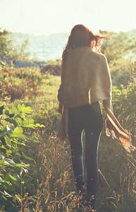 """Summer Breeze""  - Walking through the lane of a summer breeze  Model: Victoria Dexklev"