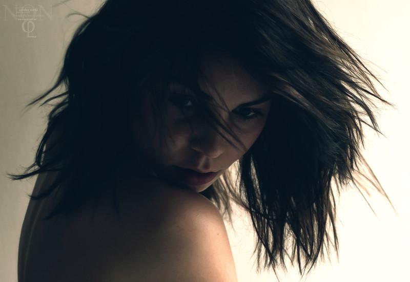 """Void""  - I let my spirit rise.  Model: Josephine Alabama Becker"