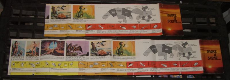 Aurora Prehistoric Scenes Catalog