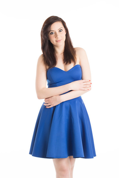 """Beautiful Girl Posing in Blue Dress  <a href=""""http://www.shutterstock.com/pic-138753848/stock-photo-beautiful-girl-in-blue-dress.html?src=same_model-139196264-4?rid=822505"""" rel=""""nofollow"""">Available Royalty Free at Shutterstock</a>  Follow me on: <a href=""""https://www.facebook.com/PhilipCormackPhotography"""" rel=""""nofollow"""">Facebook</a> 