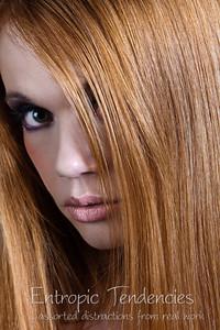 Billie Lister - make-up by Ruth Evans