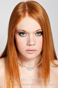 Billie Lister - make-up by Lorraine Brown Model: Billie ListerMake-up: Lorraine BrownPhotographer:
