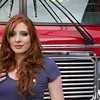 Brandi Thompson, Fire truck, Street