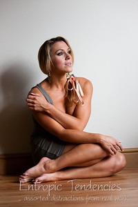 Brit Lee Brit Lee - natural light studio shoot