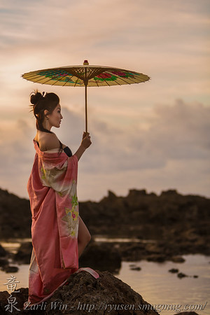 Sunset Geisha