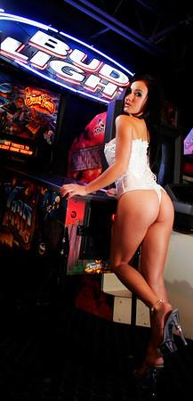 Nikki - Pinball Wizard - Saint Augustine, Florida