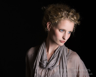 Model: FredauPhotographer:  Barrie SpenceStudio: Pavilion Photographic Studio