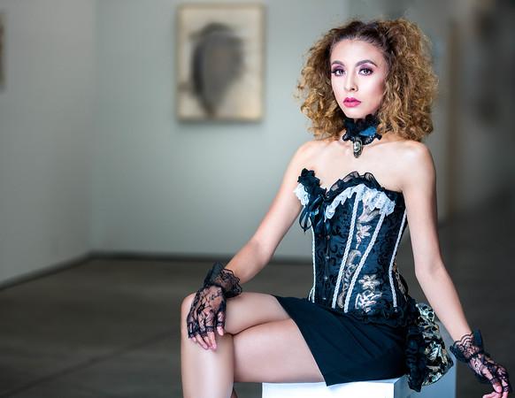 Frida Mercury - Miss Prominence 2017