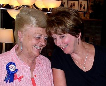 (L) Louanna - Chicago Mama (R) Ida
