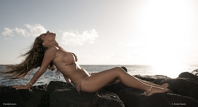 Andy Hawes Photography, Giuliana, Honolulu, Magic Island-6