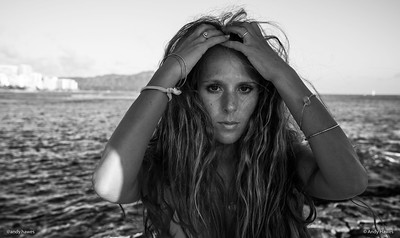 Andy Hawes Photography, Giuliana, Honolulu, Magic Island, Work2-3