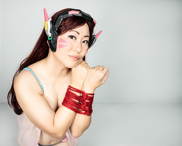 Sorry if the D.va Pics are not coming as fast as you'd like... she's been a little tied up.
