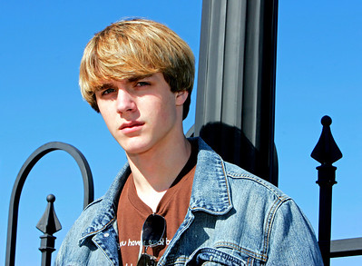 Ivan - Portrait - Russellville, Arkansas
