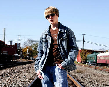 Ivan - On The Tracks - Russellville, Arkansas