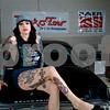 Model Portfolio Shoot  Jami Miner