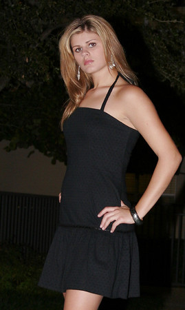 Kizzy - Little Black Dress - Dallas, Texas