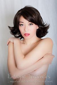 Kumi Monster Model: Kumi MonsterPhotographer: Barrie Spence