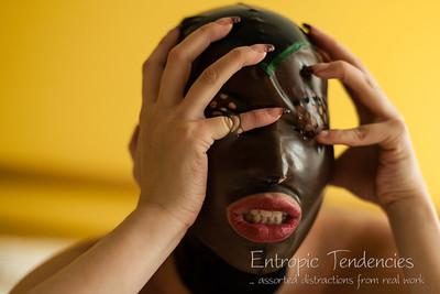 Kumi Monster - latex mask