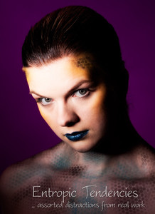 Miel - make-up by Sam Brown