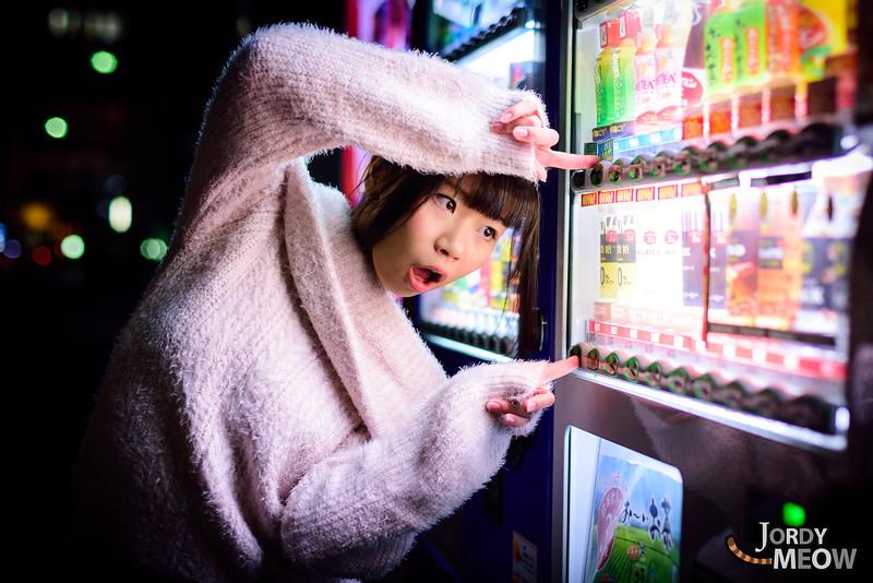 Miki in Ikebukuro