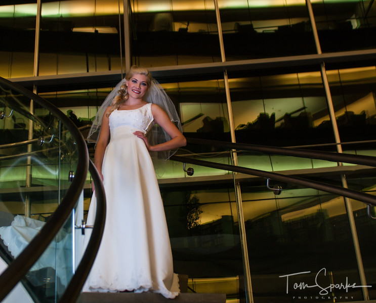 Hailey Spung Bridal