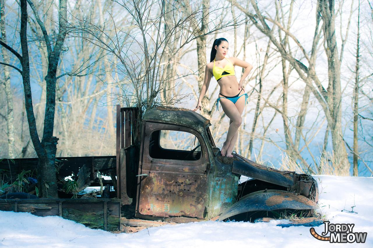 Reina & The Haikyo Dodge