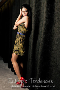 Model: Susie KinstonHair and make-up: Lorraine BrownLocation: Radison Blu Edinburgh Date: 27 February 2011 © Copyright 2011 Barrie Spence