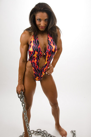 Sabrina Gibson - IFBB Fitness Professional