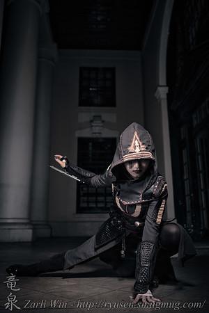 Sachi - Assassin's Creed