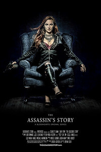 Scarlett Assassin Poster