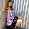 Model Shoot Tyra Cazares