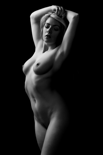 Tillie Feather Posing Nude