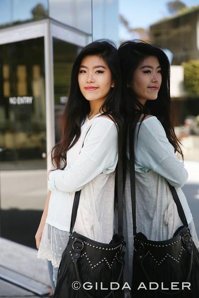 Vanessa - Fashion Blogger IG- and Dlush