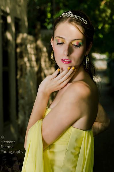 Model : Sarah<br /> Designer : Joyce Salcedo<br /> MUA : Joyce Salcedo<br /> Photographer : Hemant Sharma
