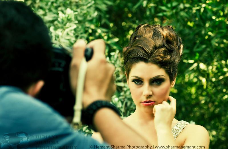 Model : Catherine Poulin