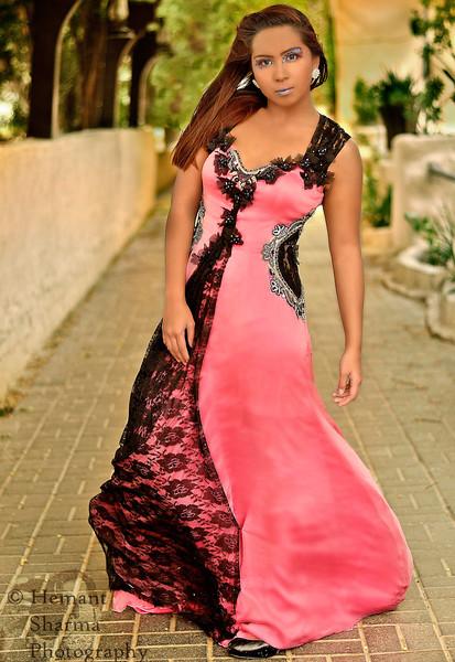 Model: Gemma Emilia Marquez<br /> Mua: Geri Caitor<br /> Designer: Varun Mohan<br /> Photo: Hemant Sharma